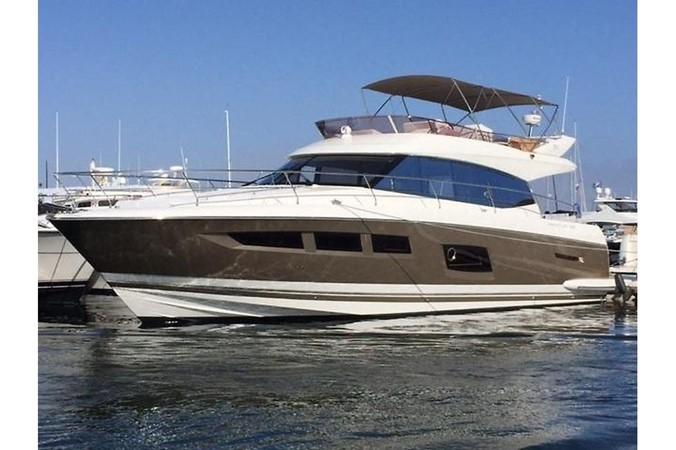 2015 PRESTIGE 550 Fly Motor Yacht 2543581