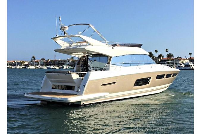 Starboard Aft 2015 PRESTIGE 550 Fly Motor Yacht 2543583
