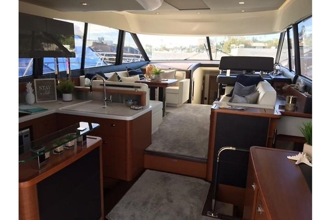 2015 PRESTIGE 550 Fly Motor Yacht 2543589