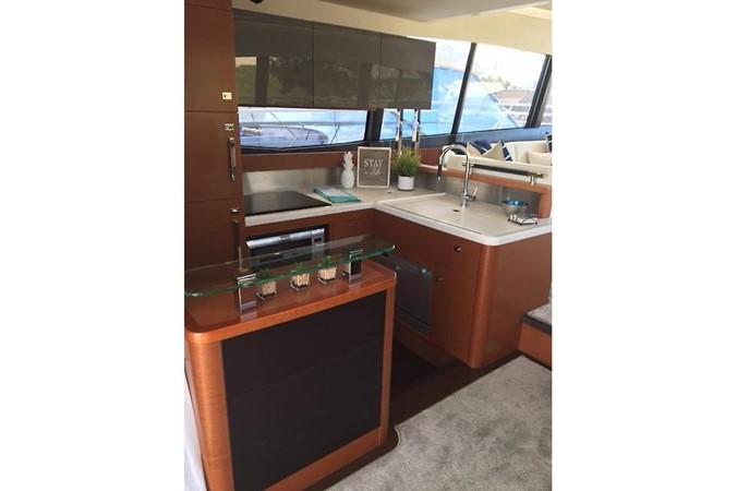 2015 PRESTIGE 550 Fly Motor Yacht 2543590
