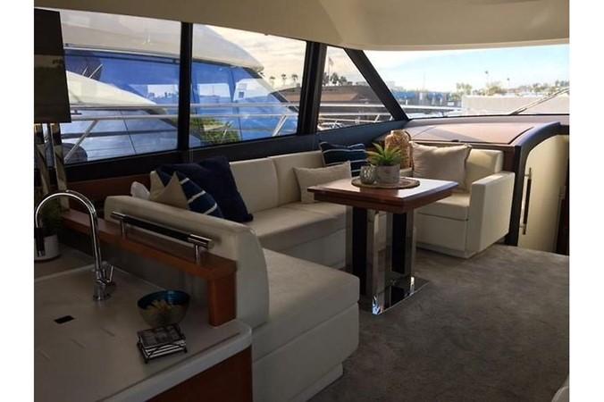 2015 PRESTIGE 550 Fly Motor Yacht 2543594