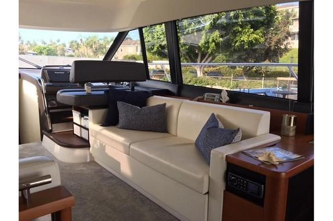 2015 PRESTIGE 550 Fly Motor Yacht 2543596