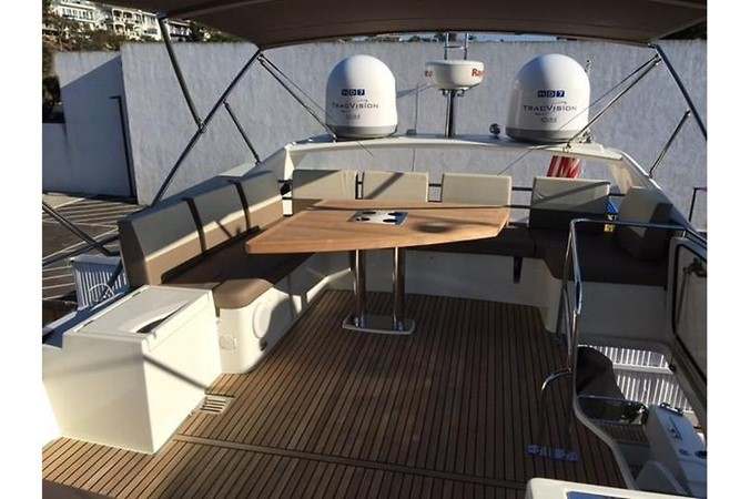2015 PRESTIGE 550 Fly Motor Yacht 2543617