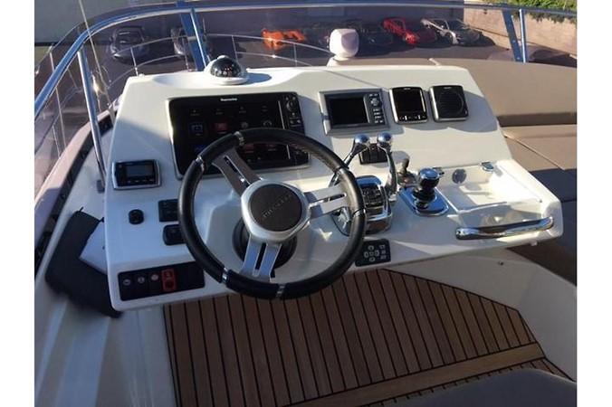 2015 PRESTIGE 550 Fly Motor Yacht 2543619