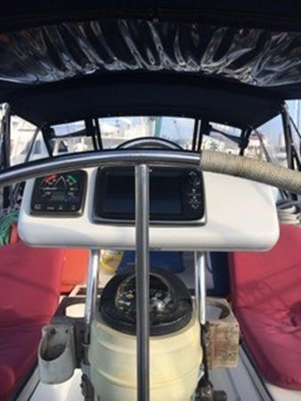 1988 HUNTER  Aft Cockpit 2543800
