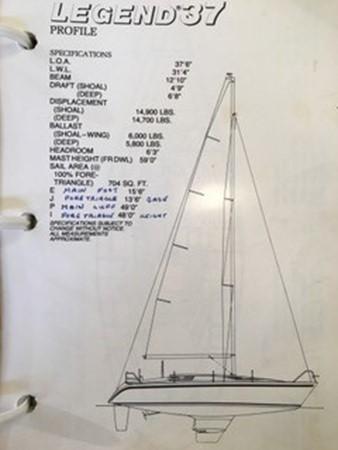1988 HUNTER  Aft Cockpit 2543806