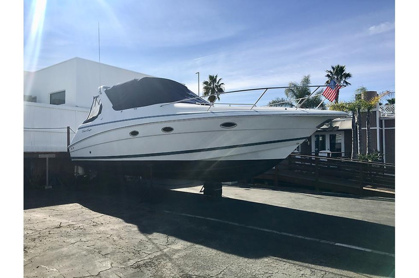 2001 CHRIS CRAFT 328 Express Cruiser Cruiser 2543831