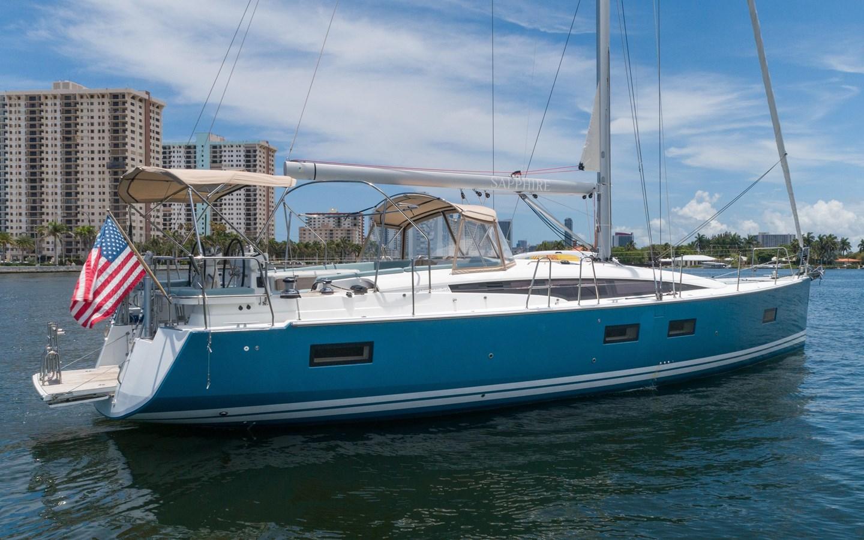 2 2017 JEANNEAU 54 Cruising Sailboat 2702618