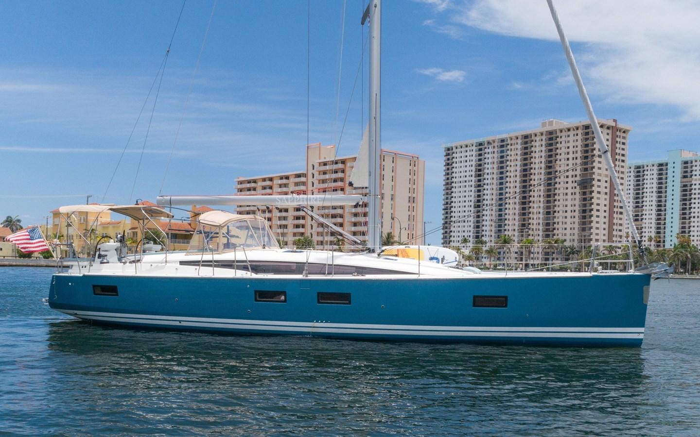 4 2017 JEANNEAU 54 Cruising Sailboat 2702620