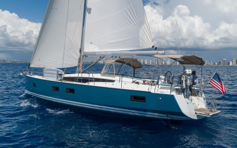 7 2017 JEANNEAU 54 Cruising Sailboat 2702623