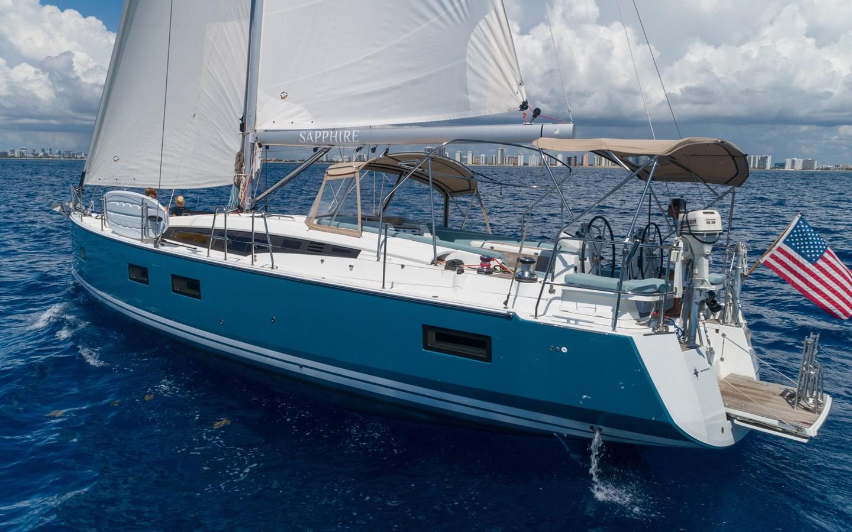 15 2017 JEANNEAU 54 Cruising Sailboat 2702631