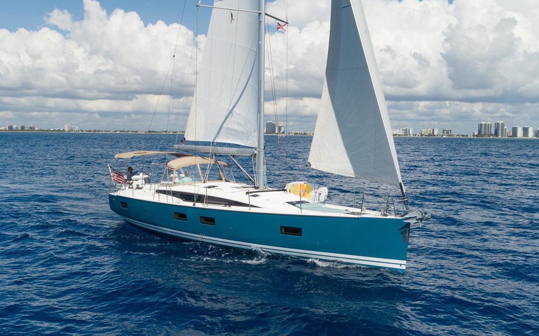 30 2017 JEANNEAU 54 Cruising Sailboat 2702646