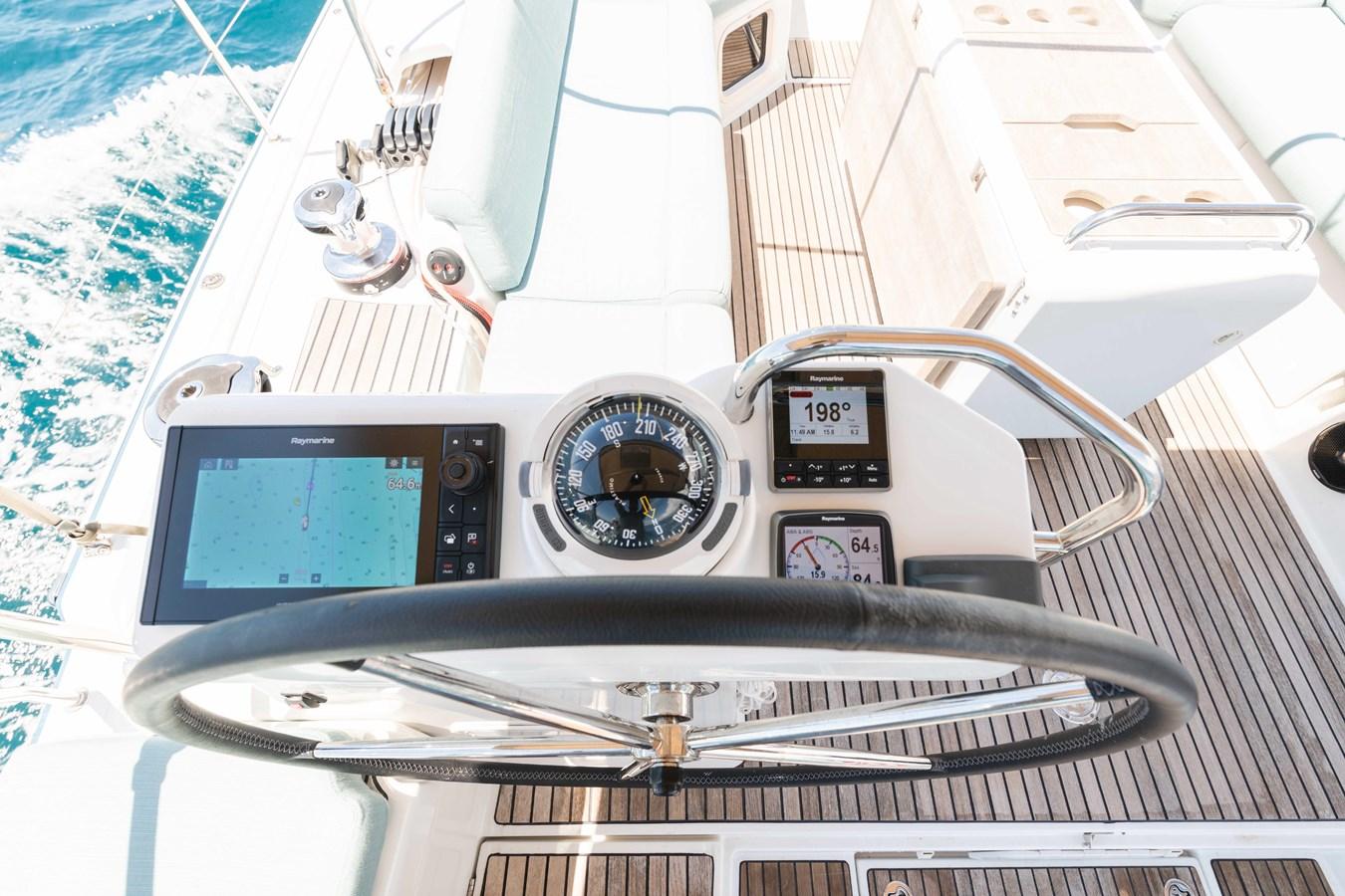 44 2017 JEANNEAU 54 Cruising Sailboat 2702661