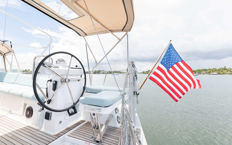 45 2017 JEANNEAU 54 Cruising Sailboat 2702662