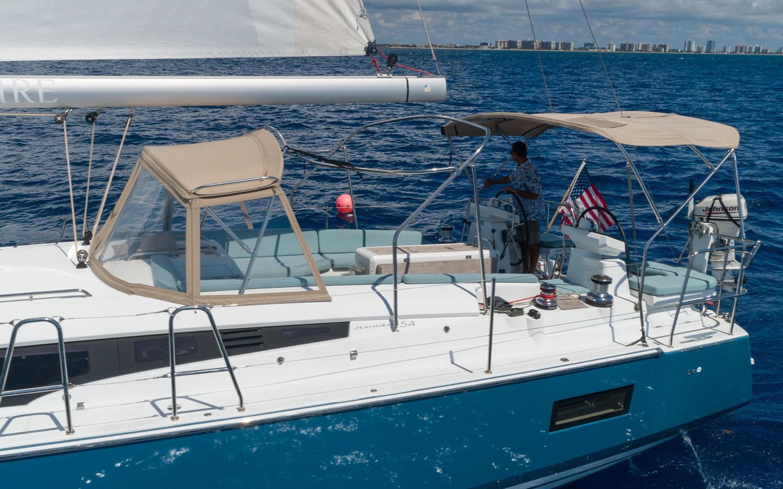 48 2017 JEANNEAU 54 Cruising Sailboat 2702674
