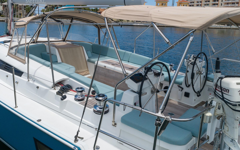 50 2017 JEANNEAU 54 Cruising Sailboat 2702680