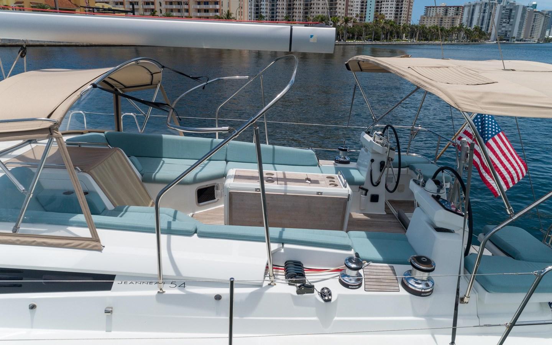 54 2017 JEANNEAU 54 Cruising Sailboat 2702692