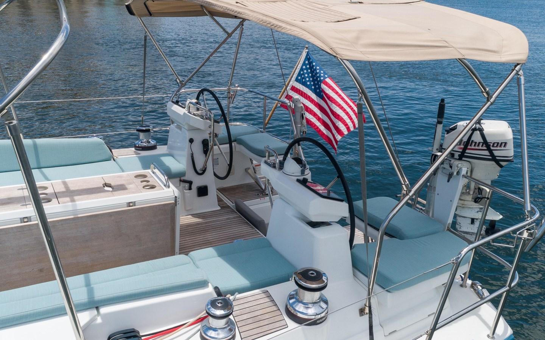 55 2017 JEANNEAU 54 Cruising Sailboat 2702696