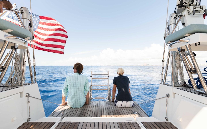 60 2017 JEANNEAU 54 Cruising Sailboat 2702713