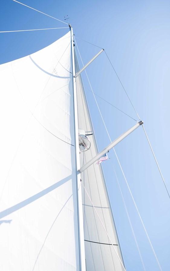 71 2017 JEANNEAU 54 Cruising Sailboat 2702731