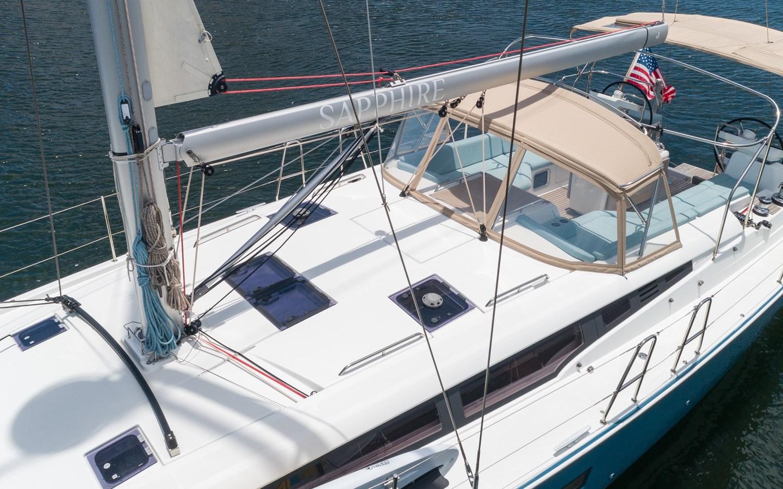 76 2017 JEANNEAU 54 Cruising Sailboat 2702736