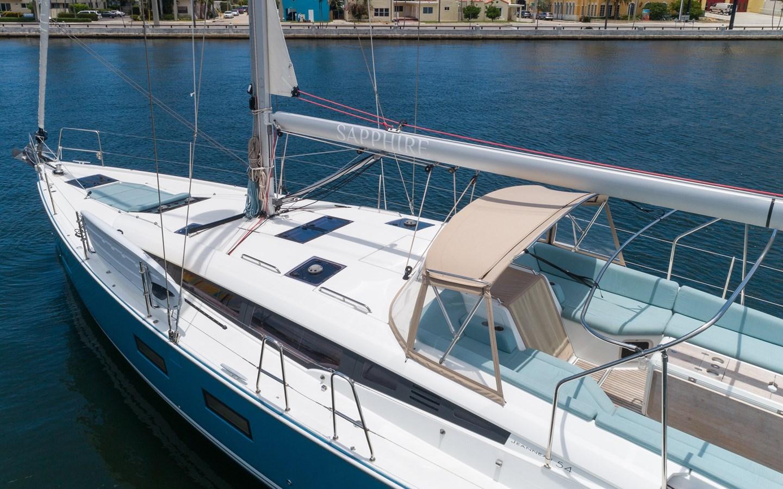 89 2017 JEANNEAU 54 Cruising Sailboat 2702749