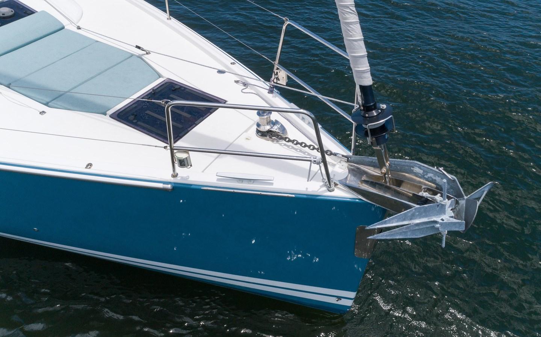 102 2017 JEANNEAU 54 Cruising Sailboat 2702762