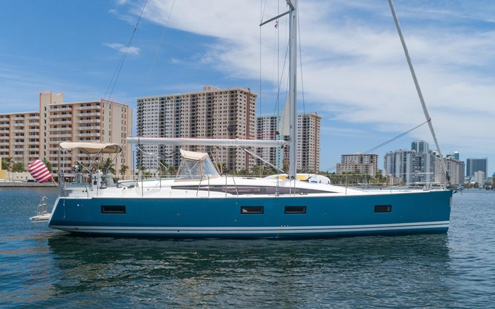 3 2017 JEANNEAU 54 Cruising Sailboat 2702619