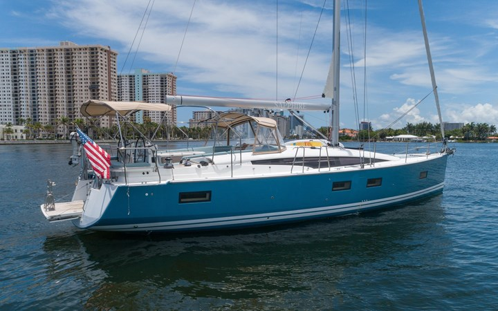 6 2017 JEANNEAU 54 Cruising Sailboat 2702622