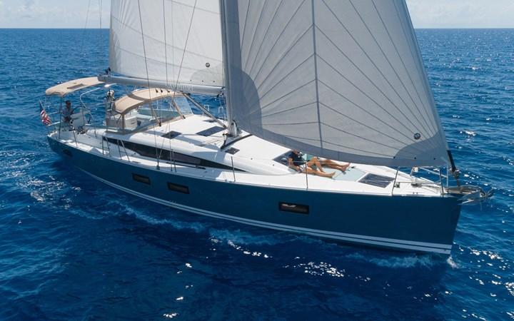 9 2017 JEANNEAU 54 Cruising Sailboat 2702625