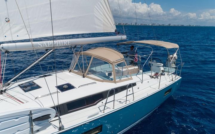 18 2017 JEANNEAU 54 Cruising Sailboat 2702634