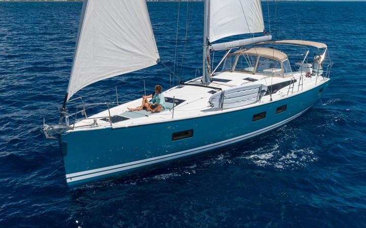 19 2017 JEANNEAU 54 Cruising Sailboat 2702635