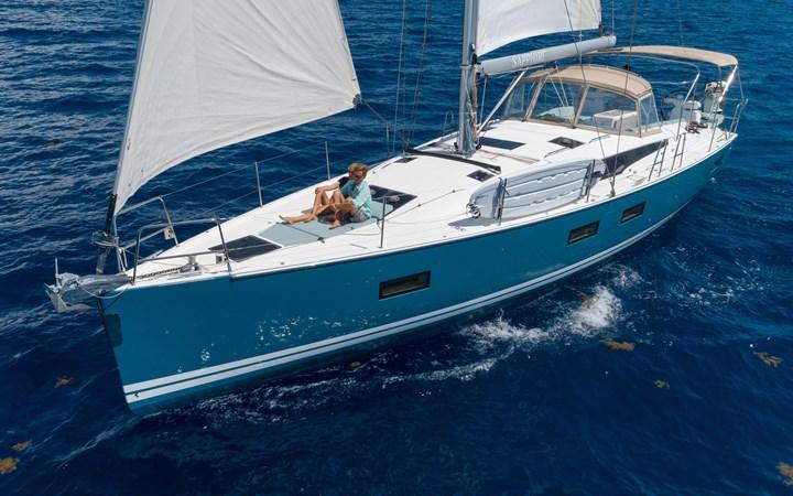21 2017 JEANNEAU 54 Cruising Sailboat 2702637