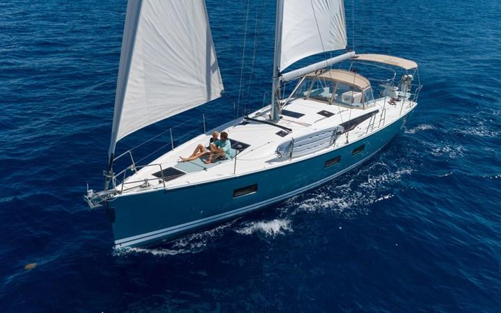 23 2017 JEANNEAU 54 Cruising Sailboat 2702639