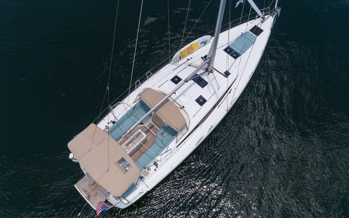 28 2017 JEANNEAU 54 Cruising Sailboat 2702644