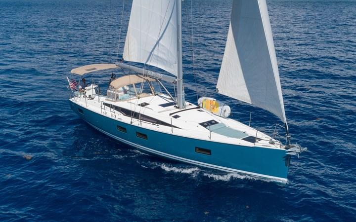 29 2017 JEANNEAU 54 Cruising Sailboat 2702645