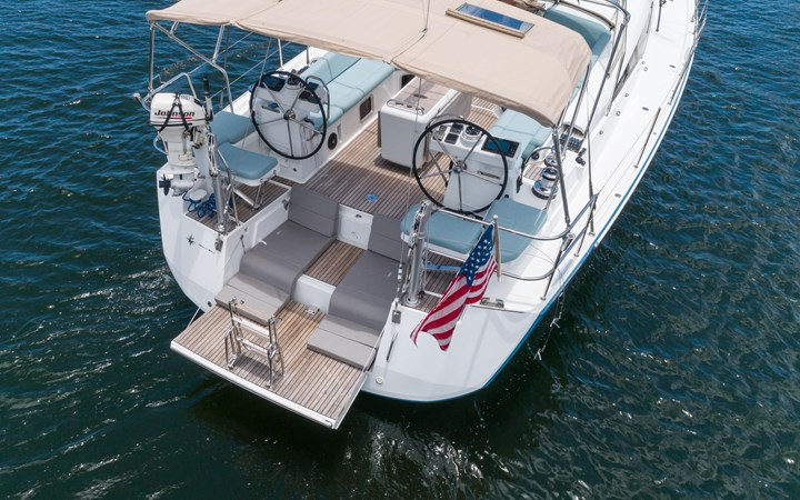 33 2017 JEANNEAU 54 Cruising Sailboat 2702649