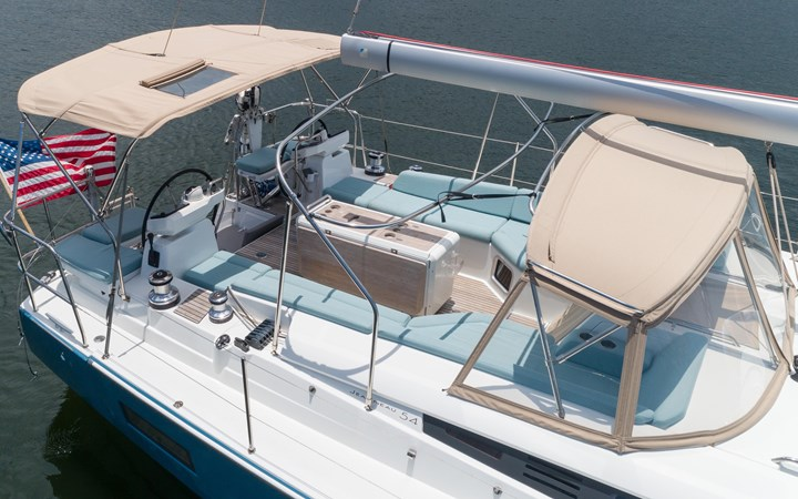 37 2017 JEANNEAU 54 Cruising Sailboat 2702654