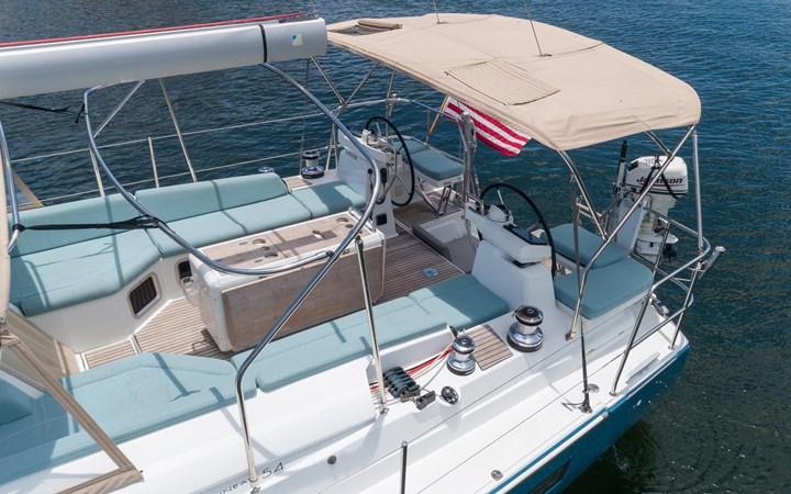 38 2017 JEANNEAU 54 Cruising Sailboat 2702655