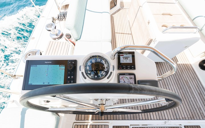46 2017 JEANNEAU 54 Cruising Sailboat 2702666