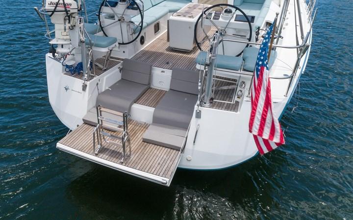 47 2017 JEANNEAU 54 Cruising Sailboat 2702671