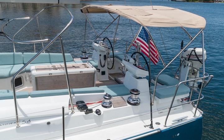 53 2017 JEANNEAU 54 Cruising Sailboat 2702689