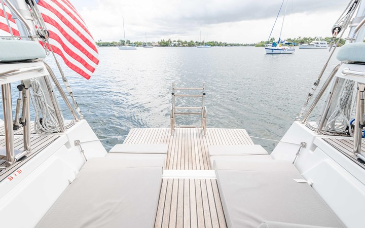 56 2017 JEANNEAU 54 Cruising Sailboat 2702699