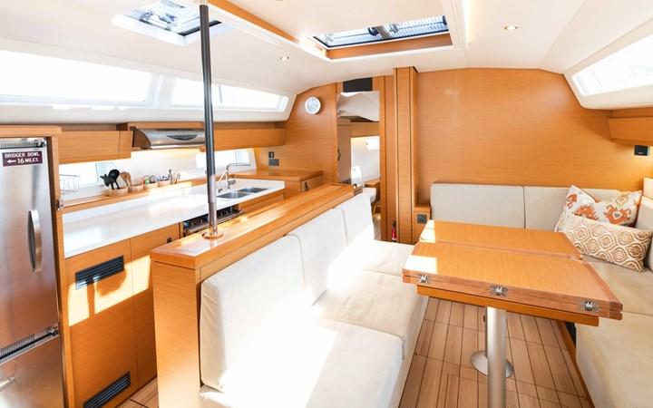 67 2017 JEANNEAU 54 Cruising Sailboat 2702727
