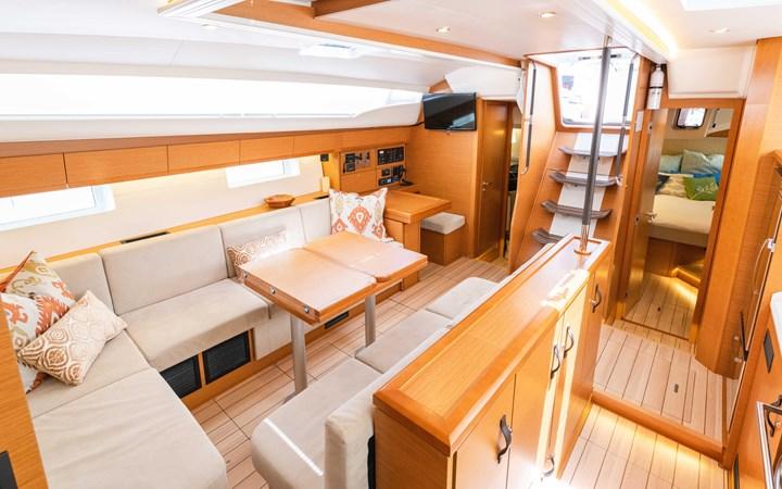68 2017 JEANNEAU 54 Cruising Sailboat 2702728