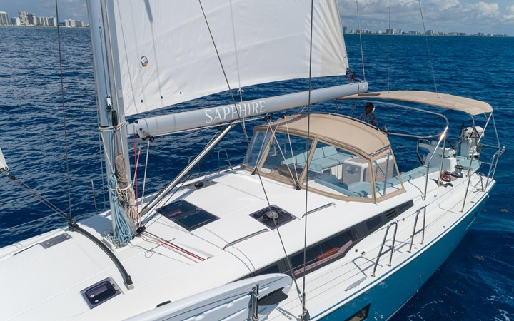 73 2017 JEANNEAU 54 Cruising Sailboat 2702733