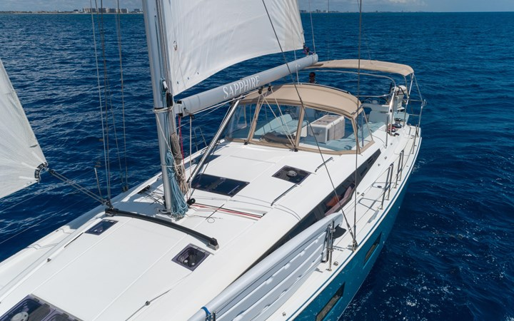 74 2017 JEANNEAU 54 Cruising Sailboat 2702734