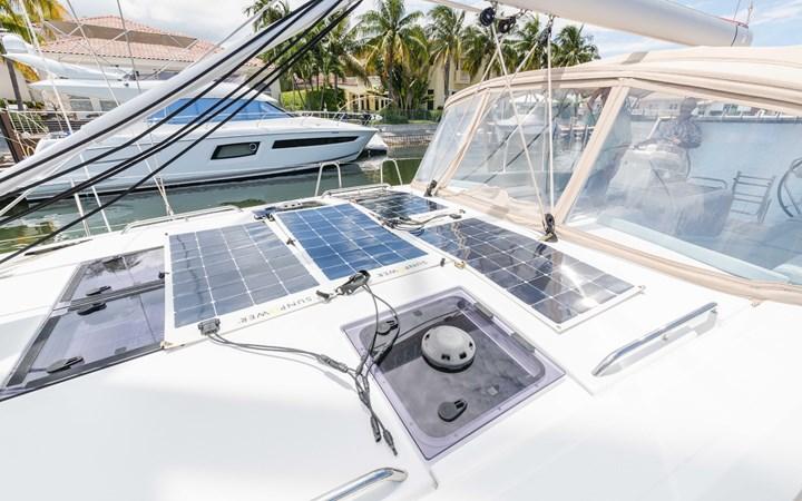 78 2017 JEANNEAU 54 Cruising Sailboat 2702738
