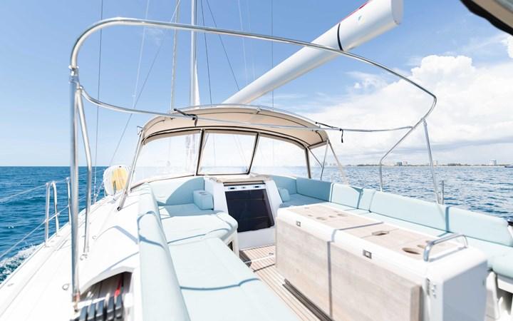 87 2017 JEANNEAU 54 Cruising Sailboat 2702747