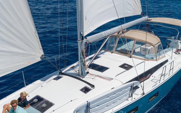 88 2017 JEANNEAU 54 Cruising Sailboat 2702748